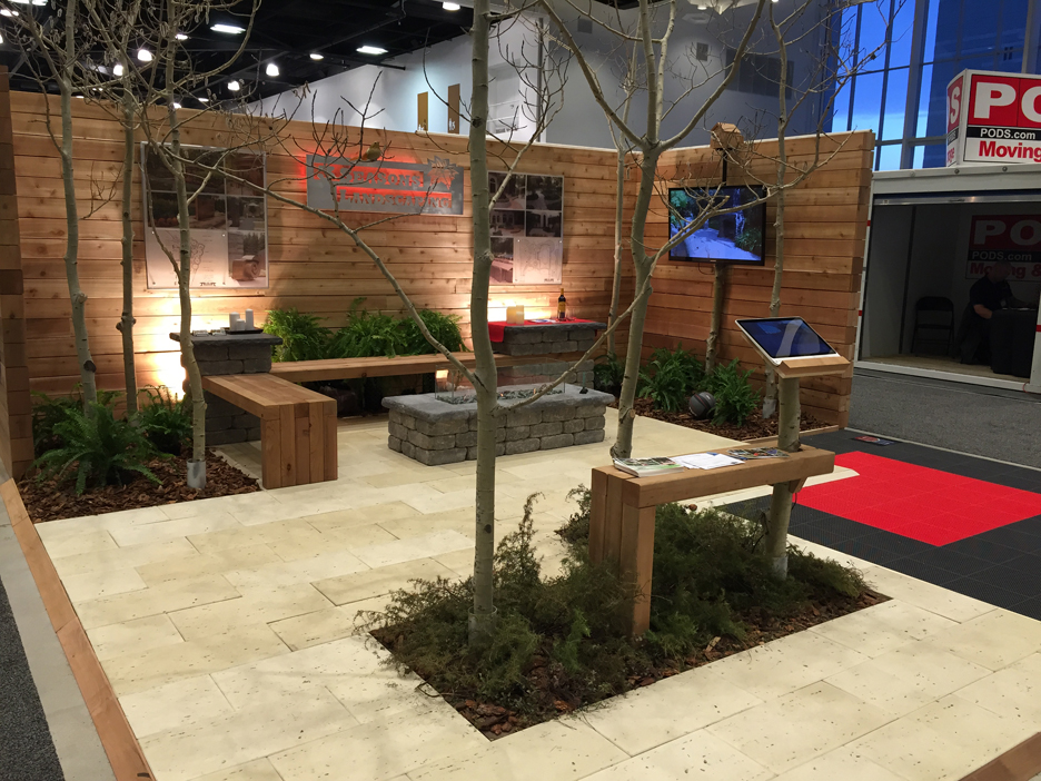 Winnipeg Home & Garden Show -Booth 1
