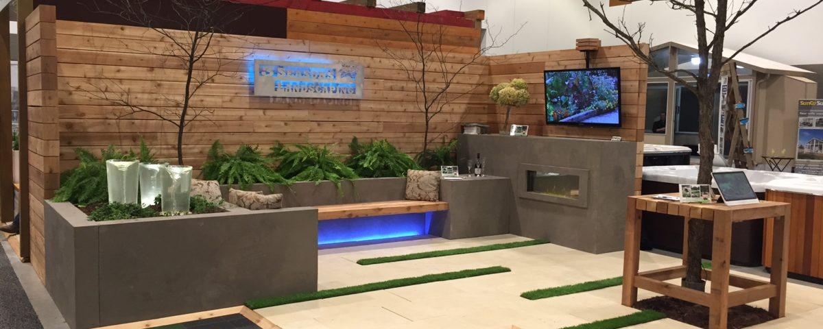 Winnipeg home garden show april 6 9 3 seasons for Pool spa show winnipeg